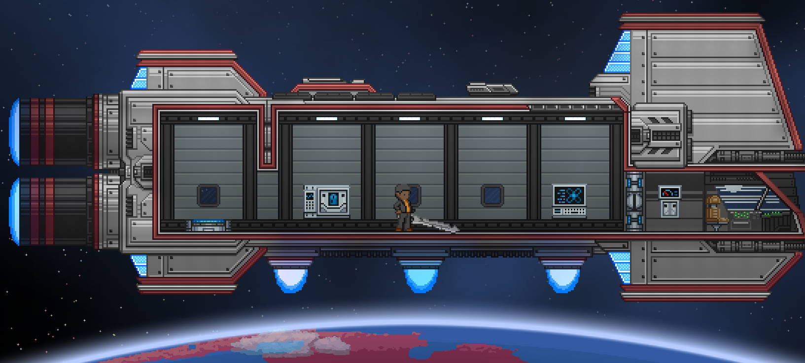 How to Play Starbound, A Beginner's Survival Guide | USgamer