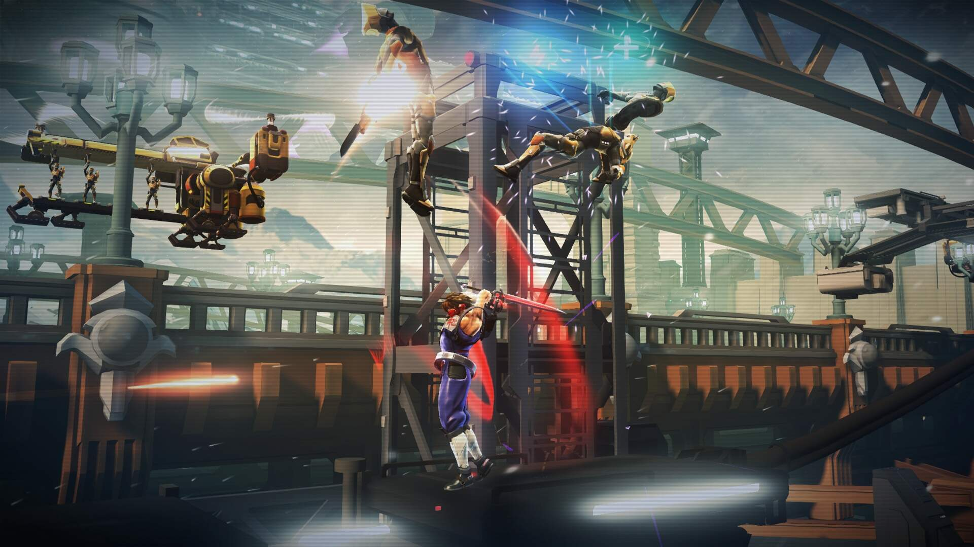 TGS: Can Double Helix Make the First Good Strider Sequel?