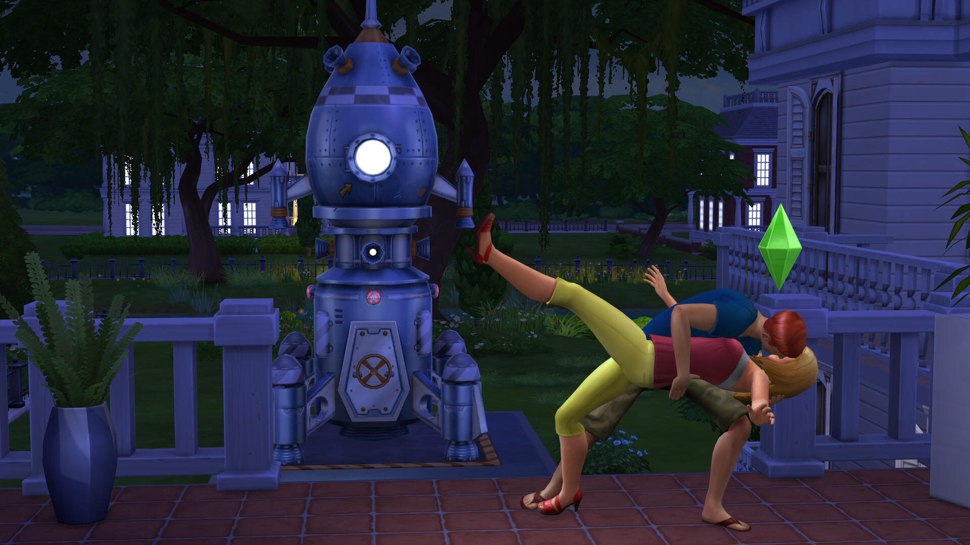 The Sims 4: Mixed Feelings Have Never Been so Much Fun