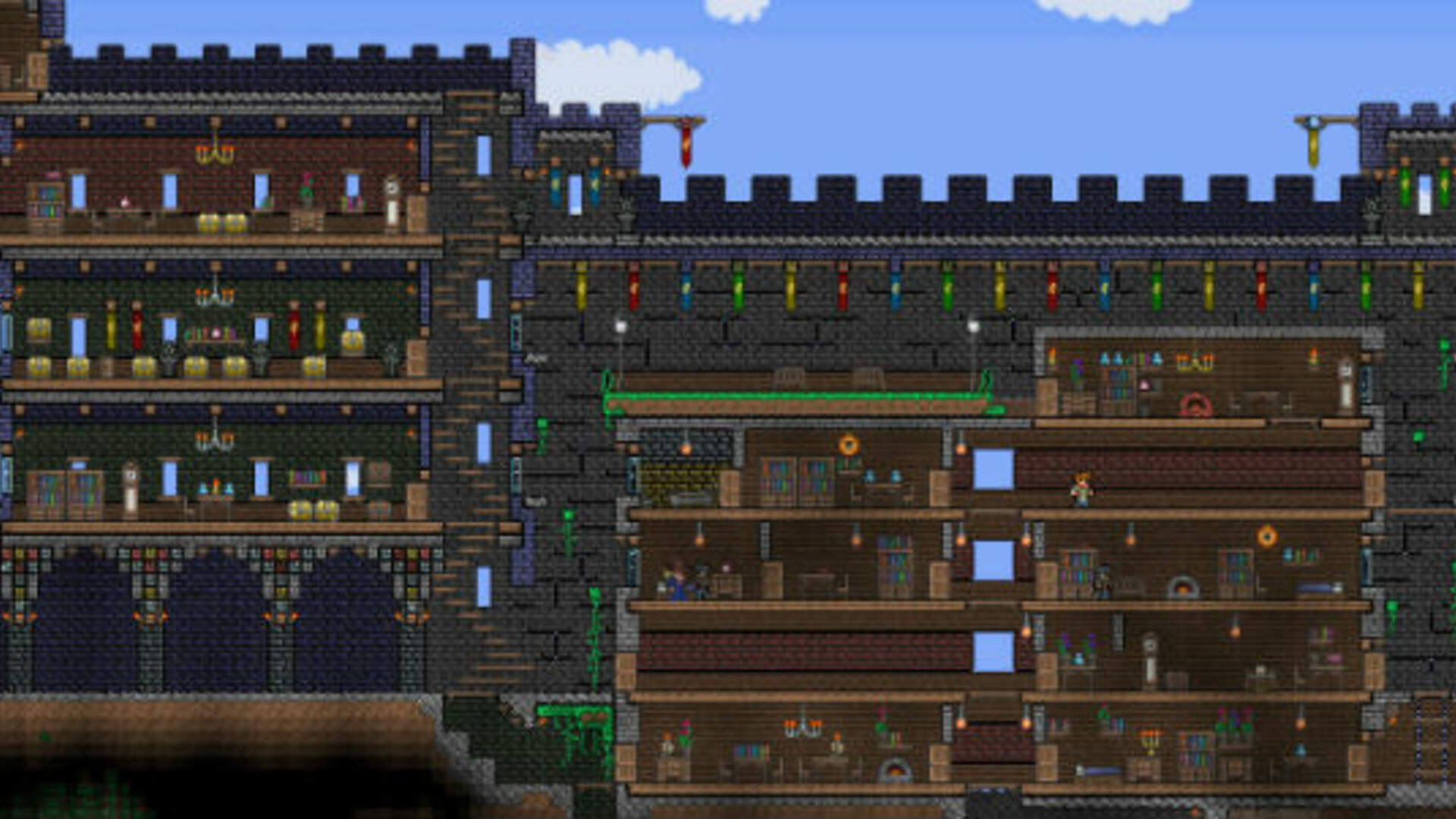 "Terraria Dev ""Leaving Money on the Table"" by Not Charging for Expansions"