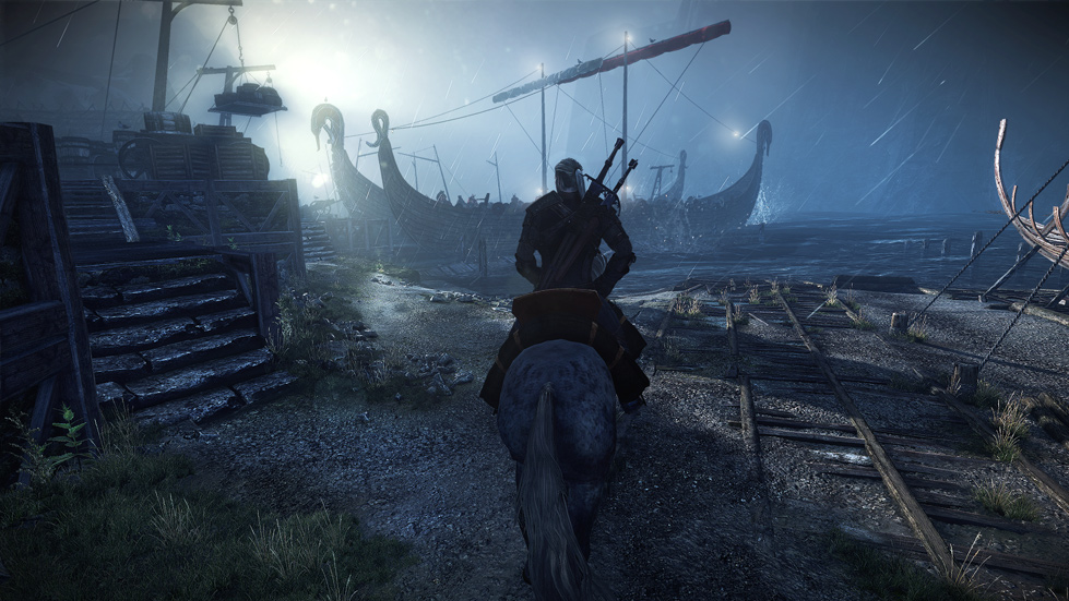 EGX: How The Witcher 3 Blends Complex Storytelling with an Immersive