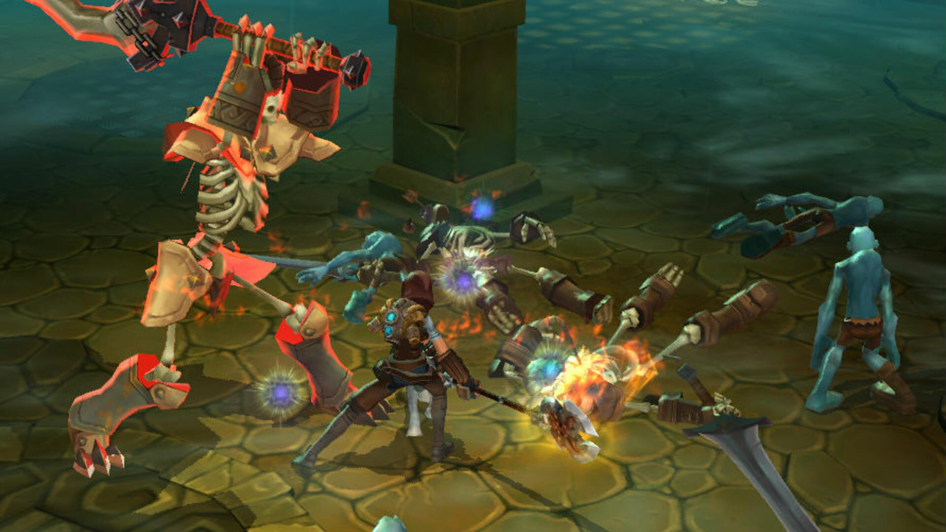 Diablo Will Soon Have Some Competition With Torchlight 2 Coming to Switch