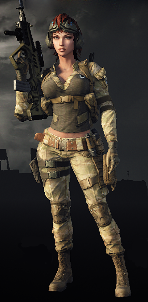 Warface S Revealing Skins For Women Are Due To Cultural