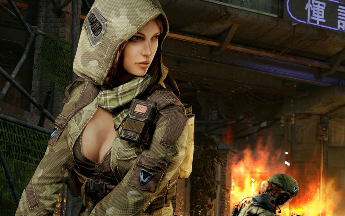 Warface's Revealing Skins for Women are Due to