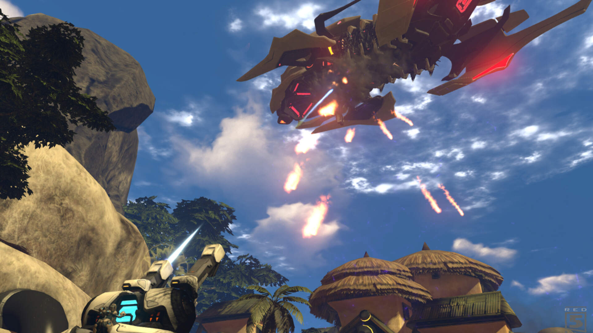 The Highs and Lows of Firefall's Open Beta