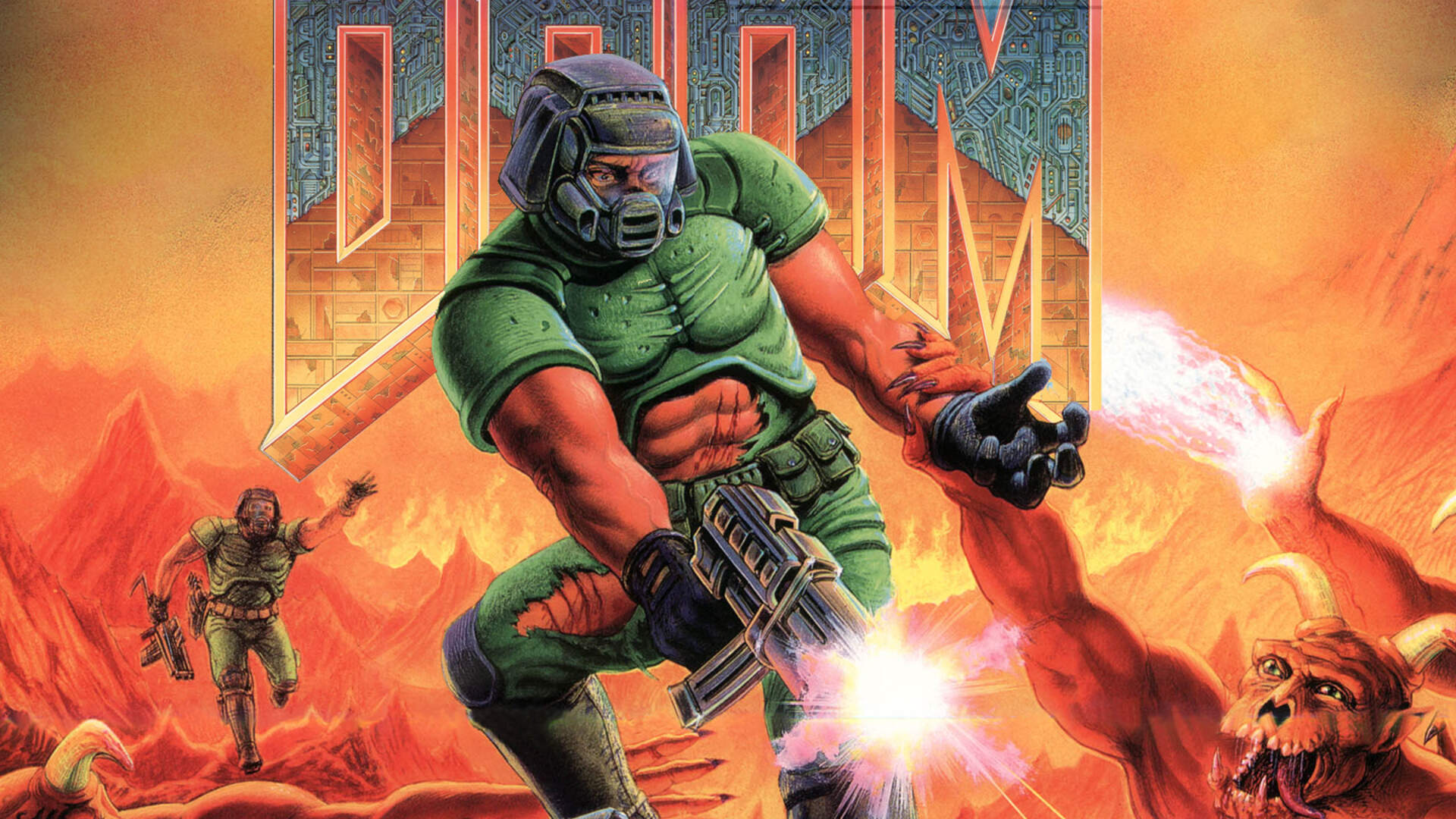 Blast from the Past II: Doom, Duke and Deathmatch