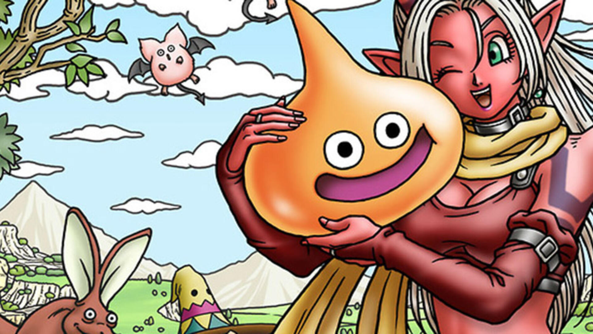 The New Dark Age of Dragon Quest