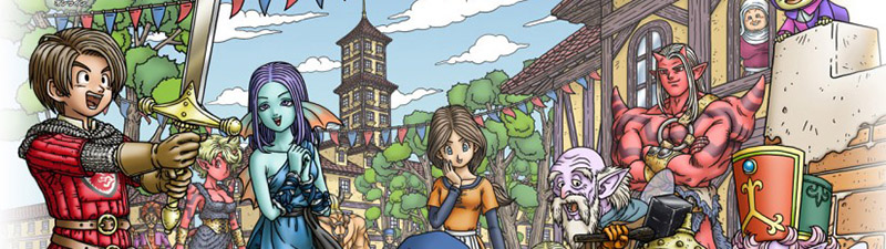 The New Dark Age of Dragon Quest | USgamer