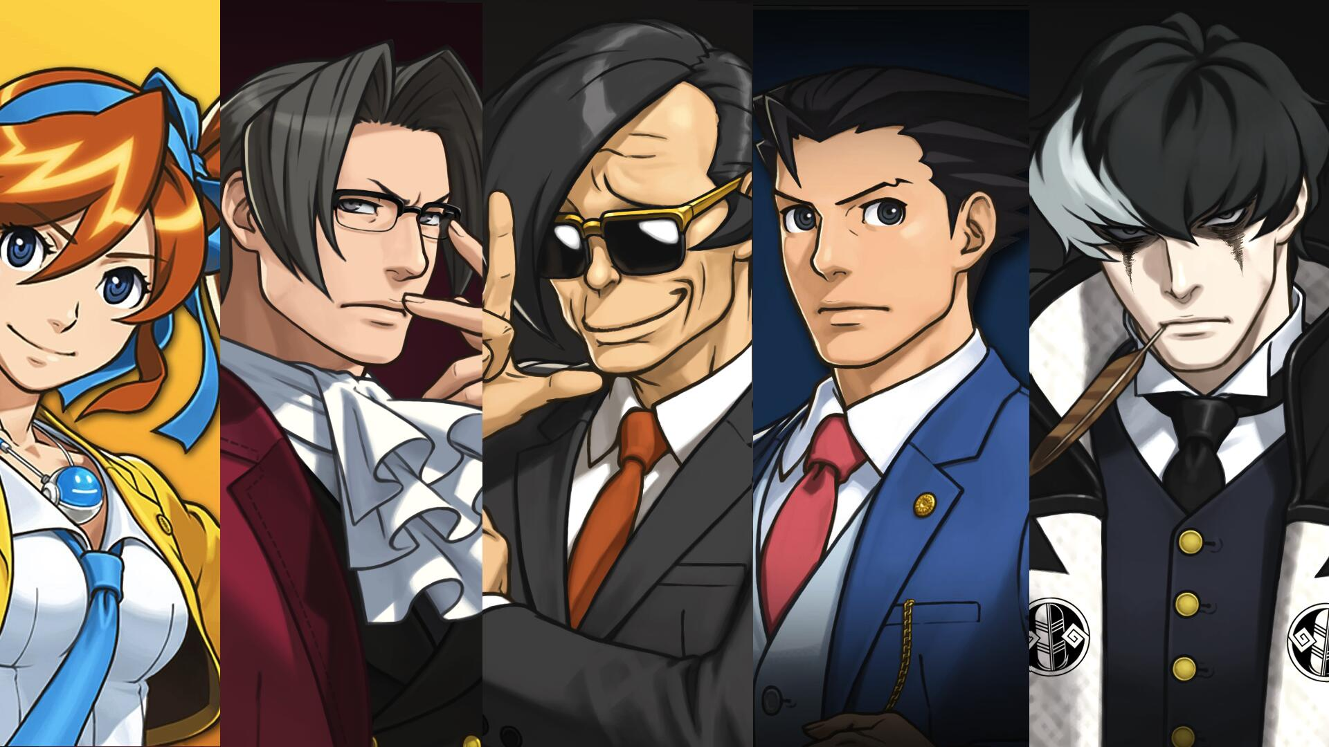 Letters from Phoenix Wright: Ace Attorney - Dual Destinies