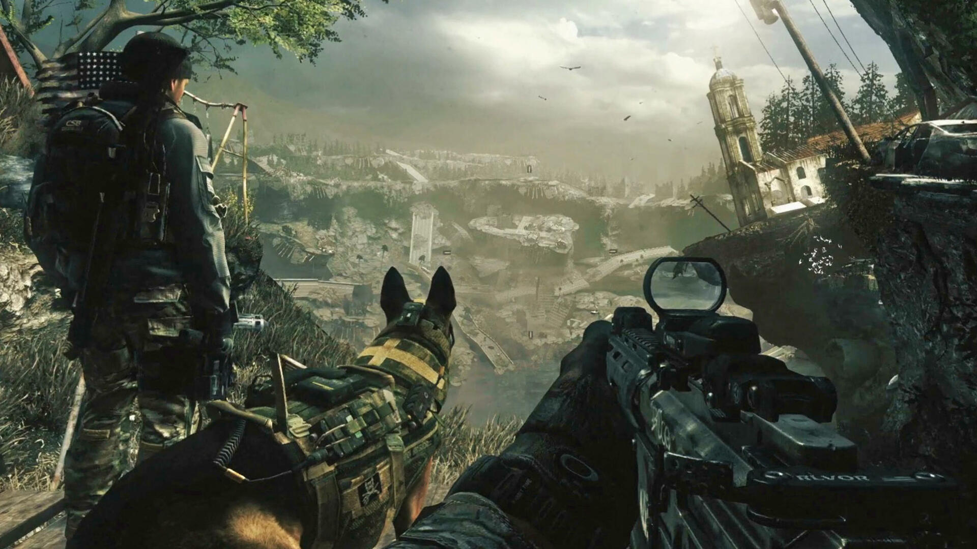 Call of Duty: Ghosts PS4 Review. A Glimpse Into the Future?