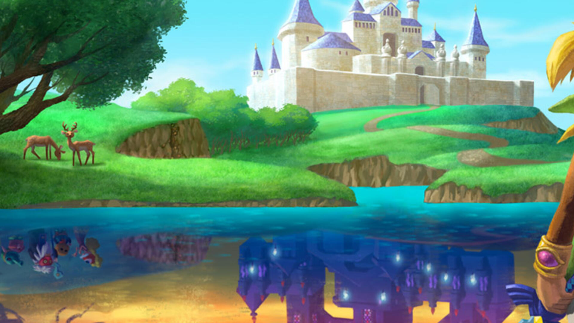 A Link Between Worlds 3DS Review: A Worthy Sequel to the Greatest Zelda?