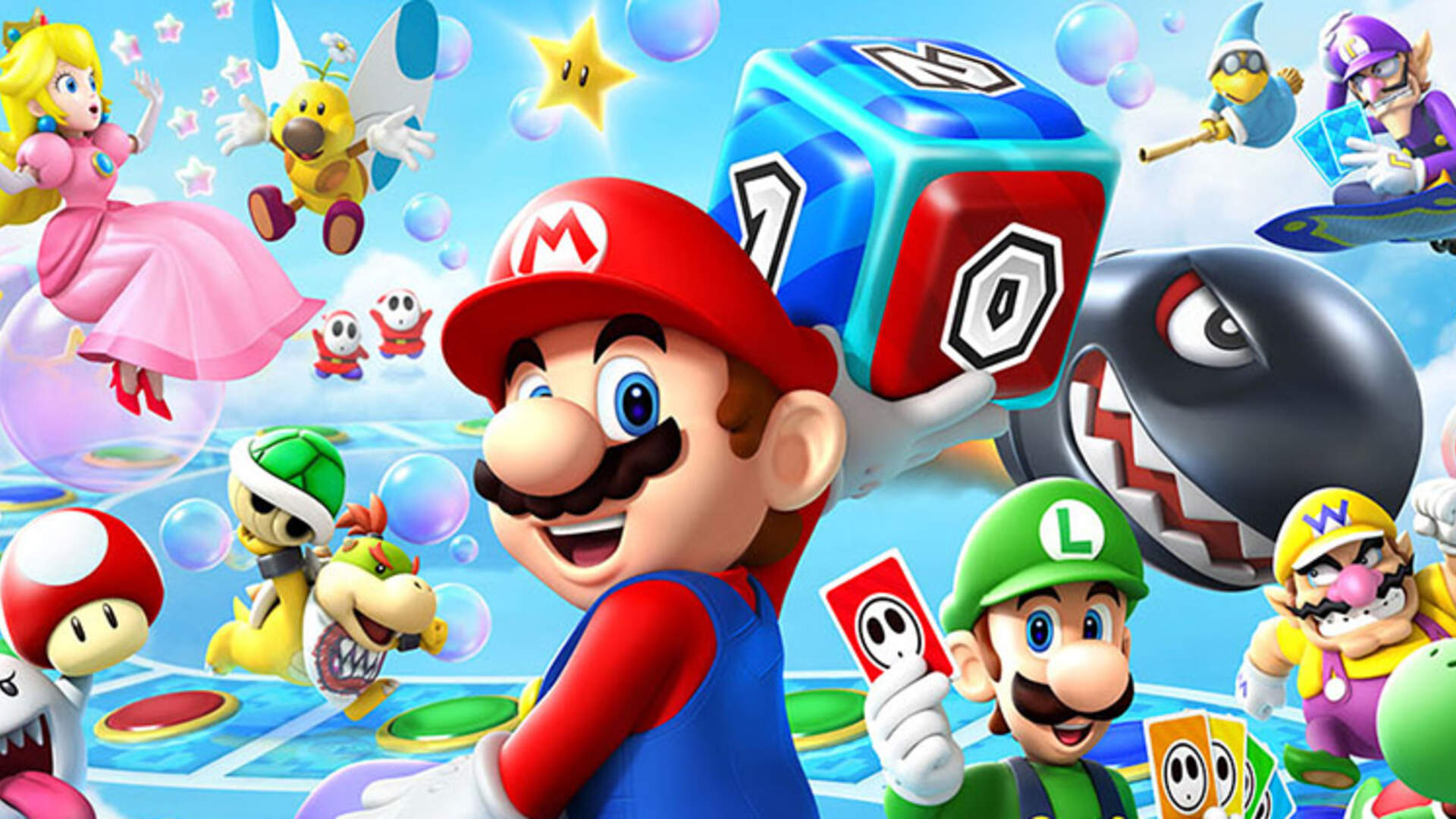 Will Mario Party: Island Tour Keep You Partying 'Til Dawn?