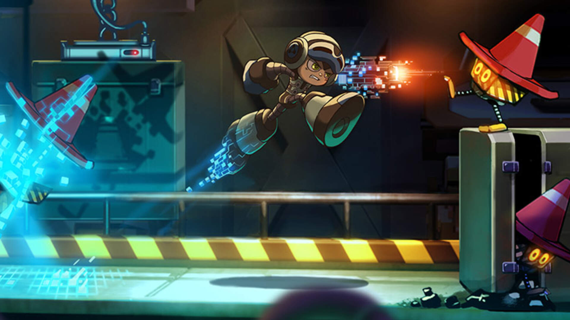 Why Mighty No. 9 Should be Clear for Takeoff