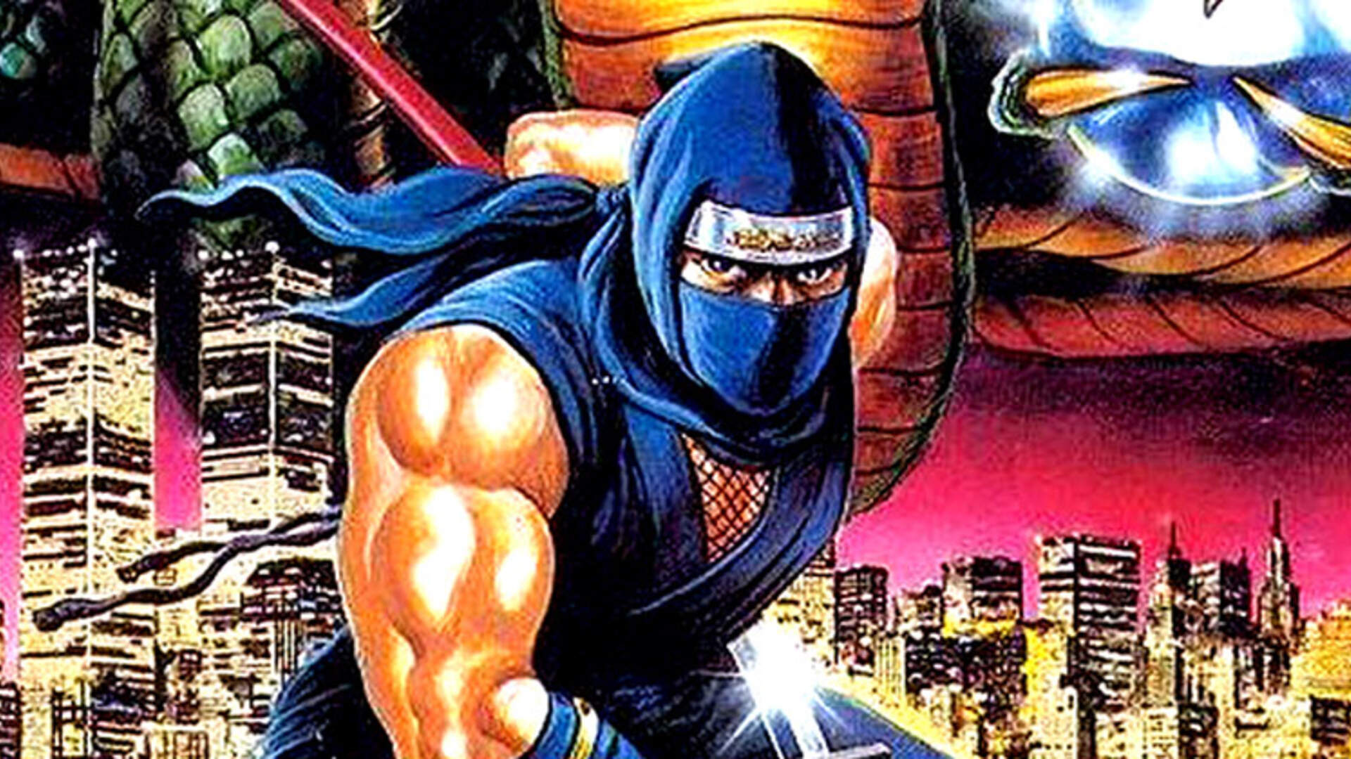 Virtual Spotlight Ninja Gaiden Ii The Dark Sword Of Chaos Usgamer