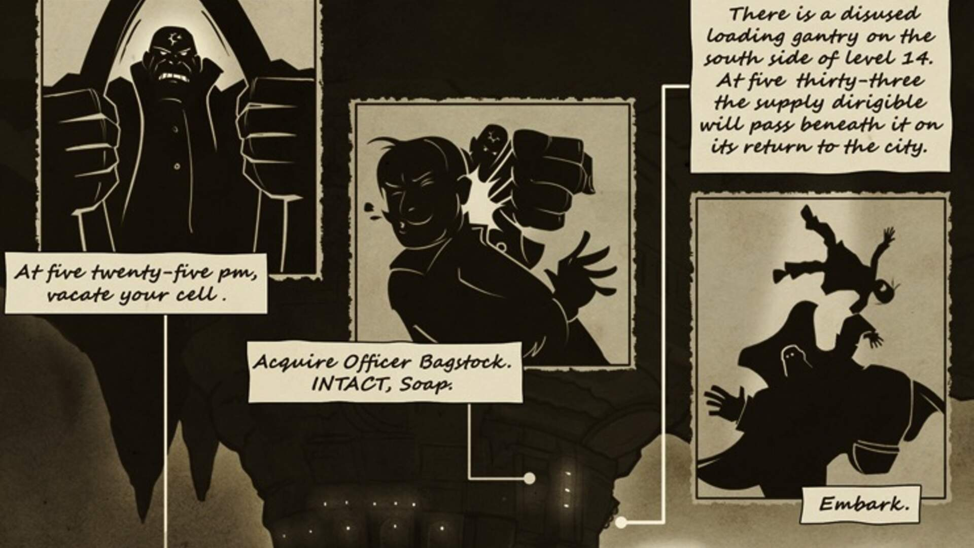 Fallen London Launches Spin-Off Comic