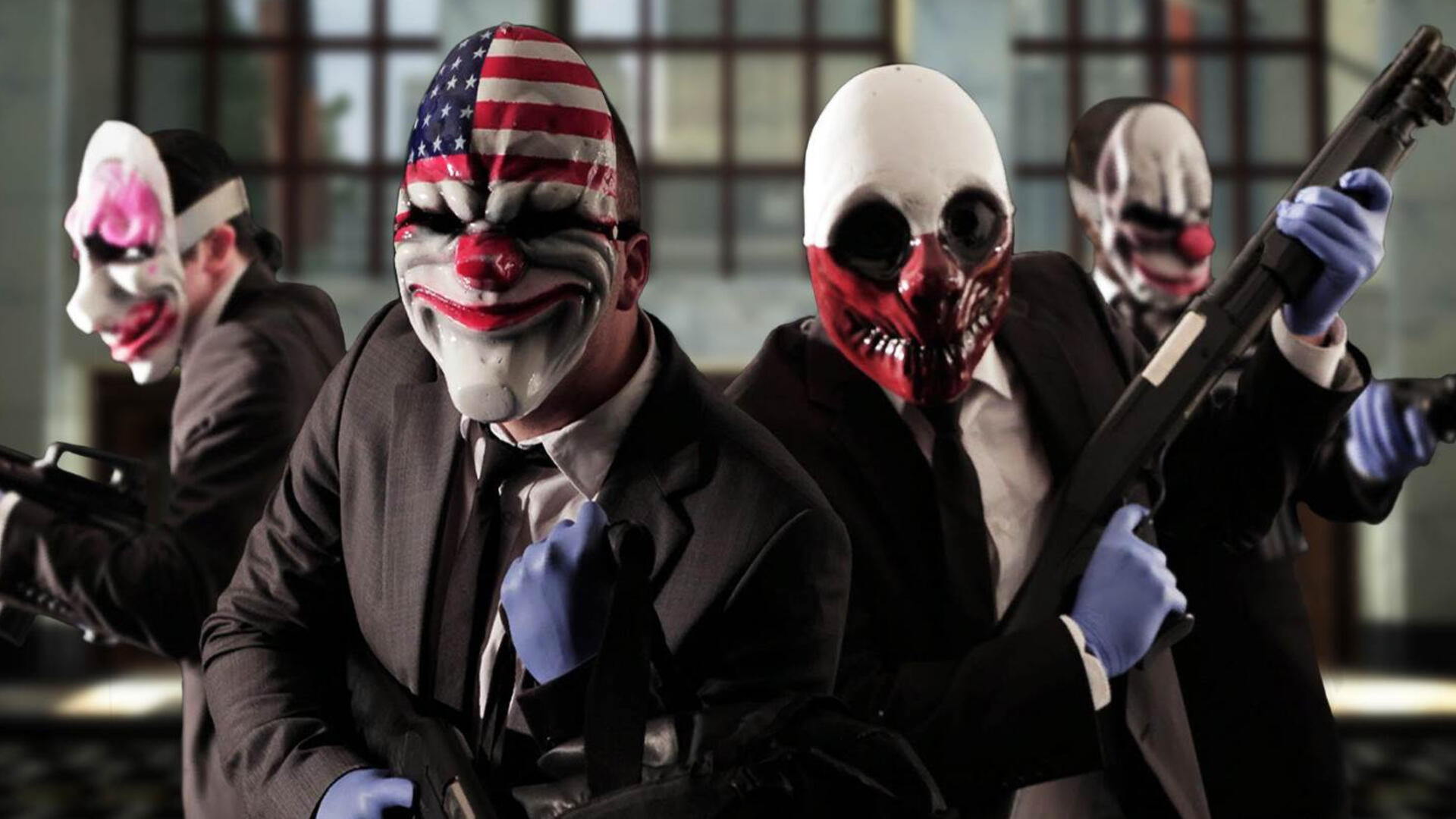 Payday 2: Crimewave Edition Review   Xbox One Reviews