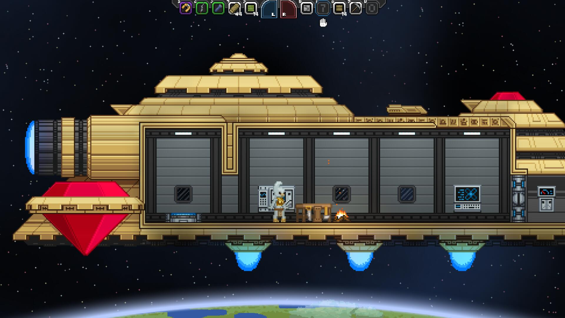 The Starbound Permadeath Diaries