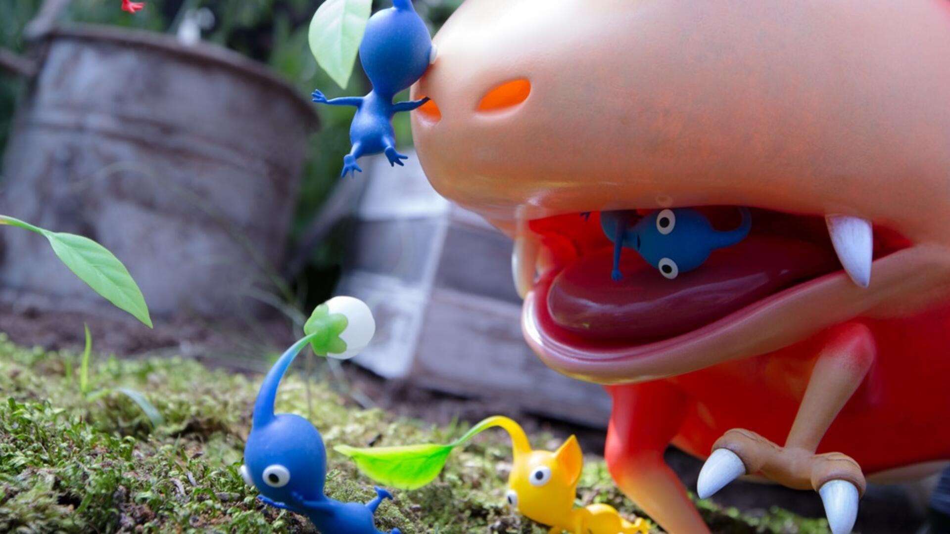 Pikmin 3 Is The Greatest War Game I Ve Ever Played Usgamer