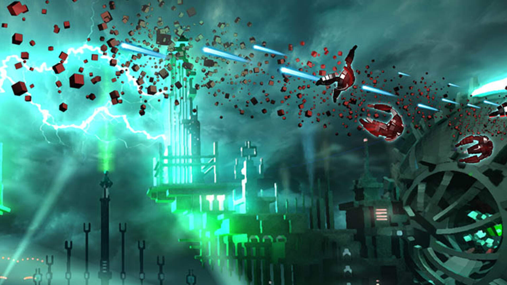 Resogun PS4 Review: With Great Power Comes Great Replayability