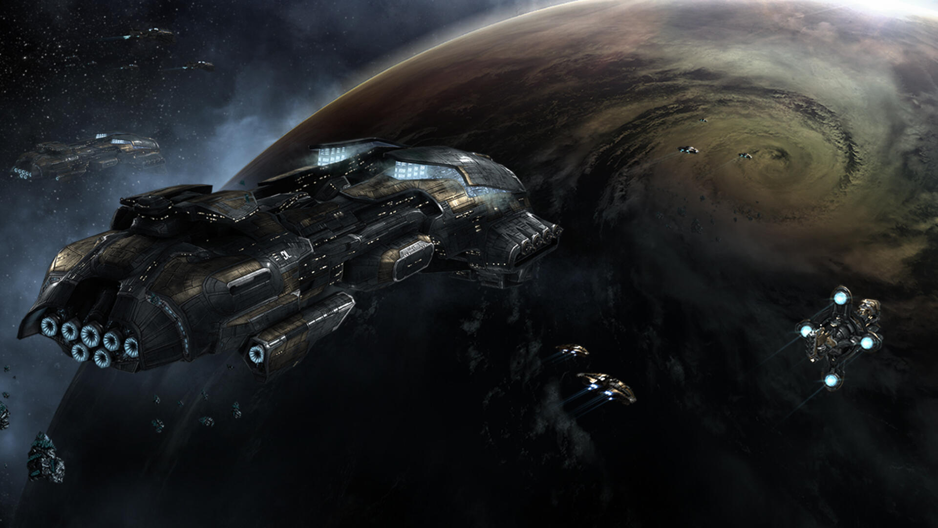 What are CCP Games' Future Plans for EVE Online?