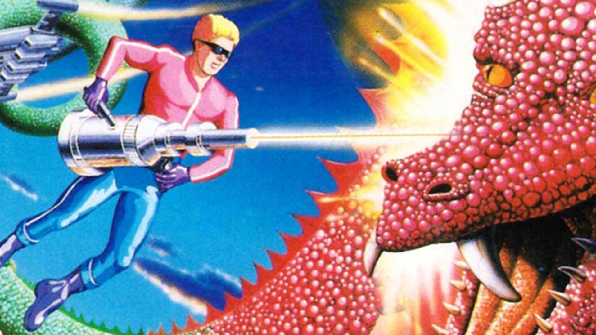 Welcome to the Fantasy Zone: 3D Space Harrier Review
