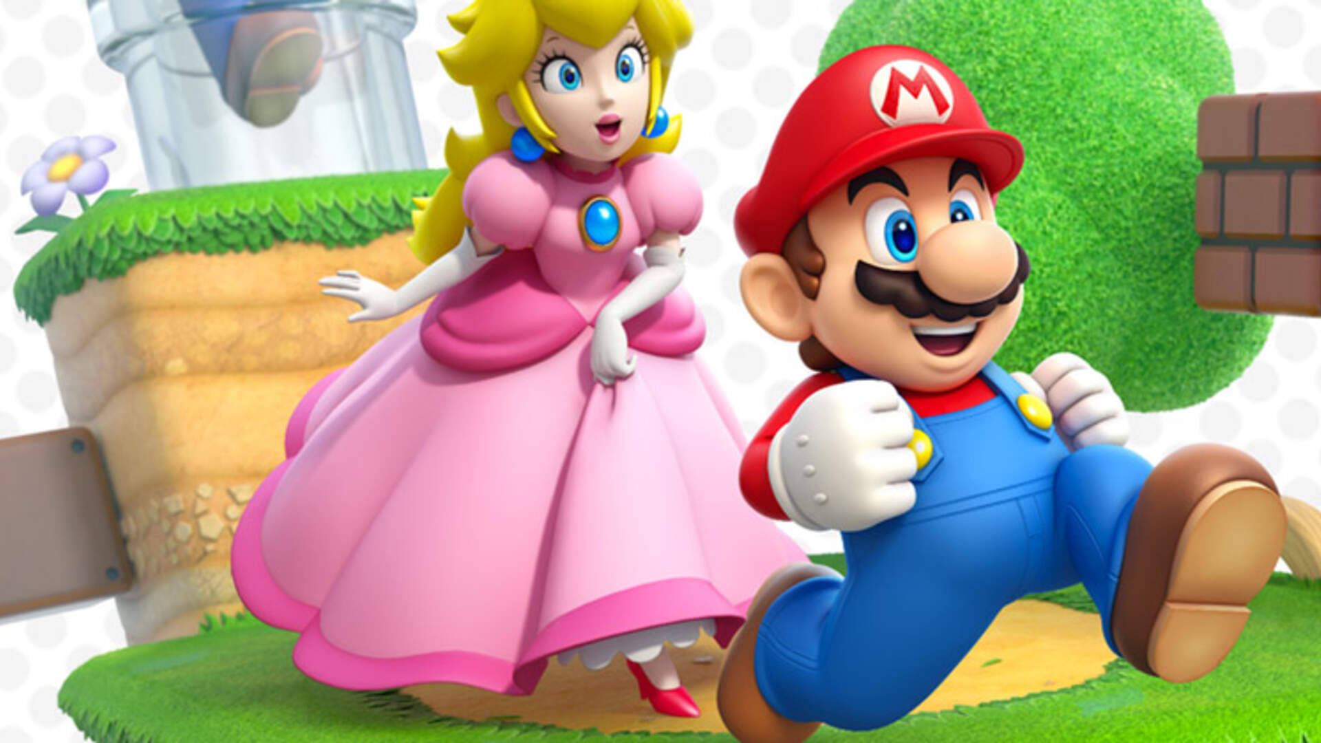 Super Mario 3d World Wii U Review Makes The Old Feel New Usgamer