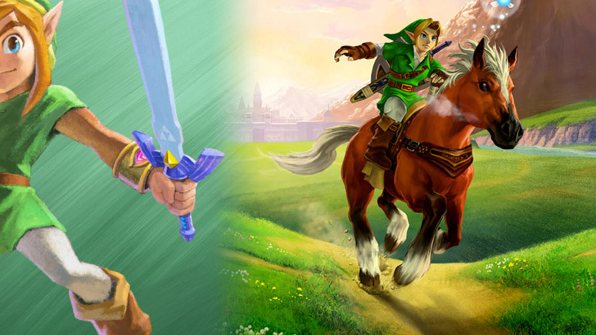 The Legend of Zelda and the Road Not Taken