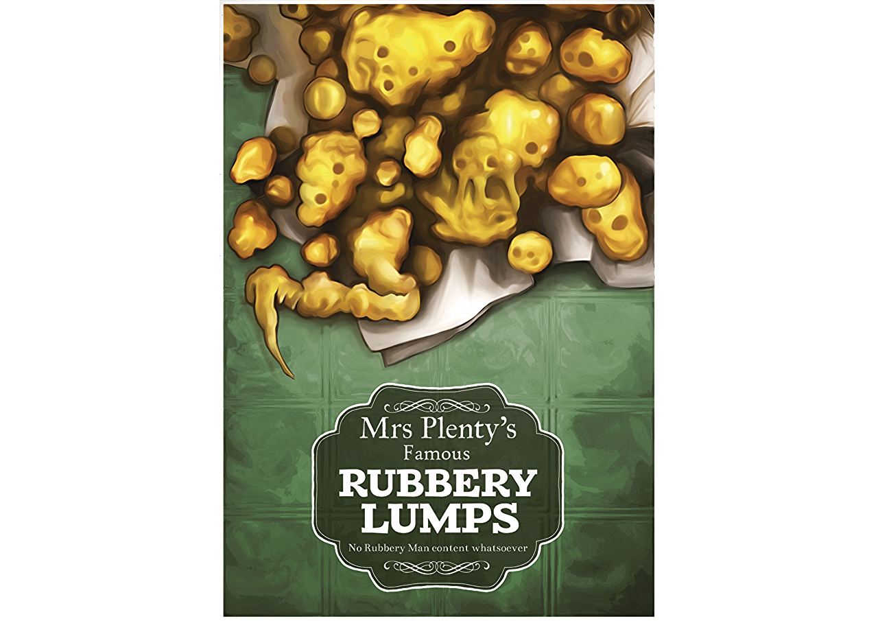 Image of Mrs. Plenty's Rubbery Lumps Print