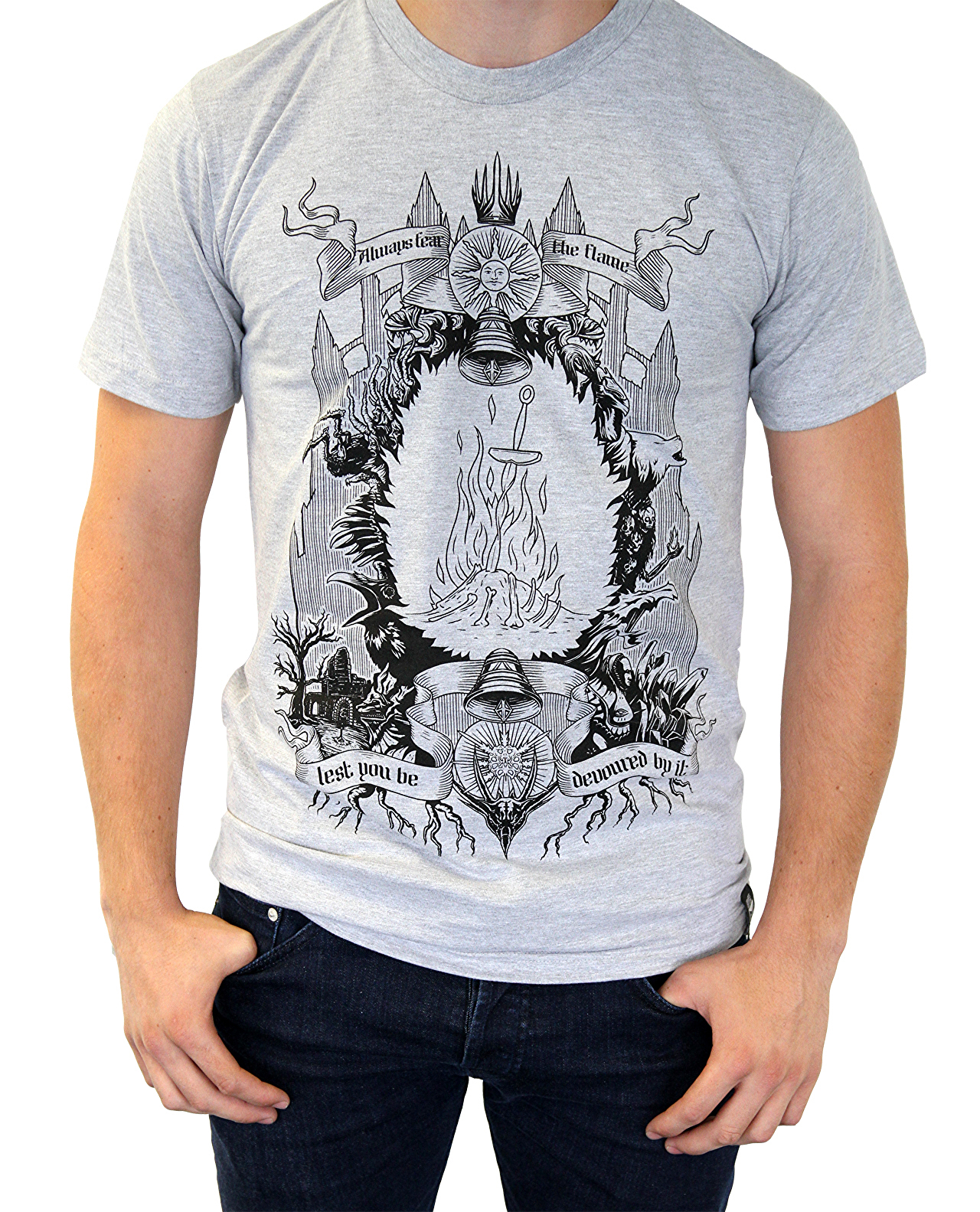 Image of Bonfire T-shirt