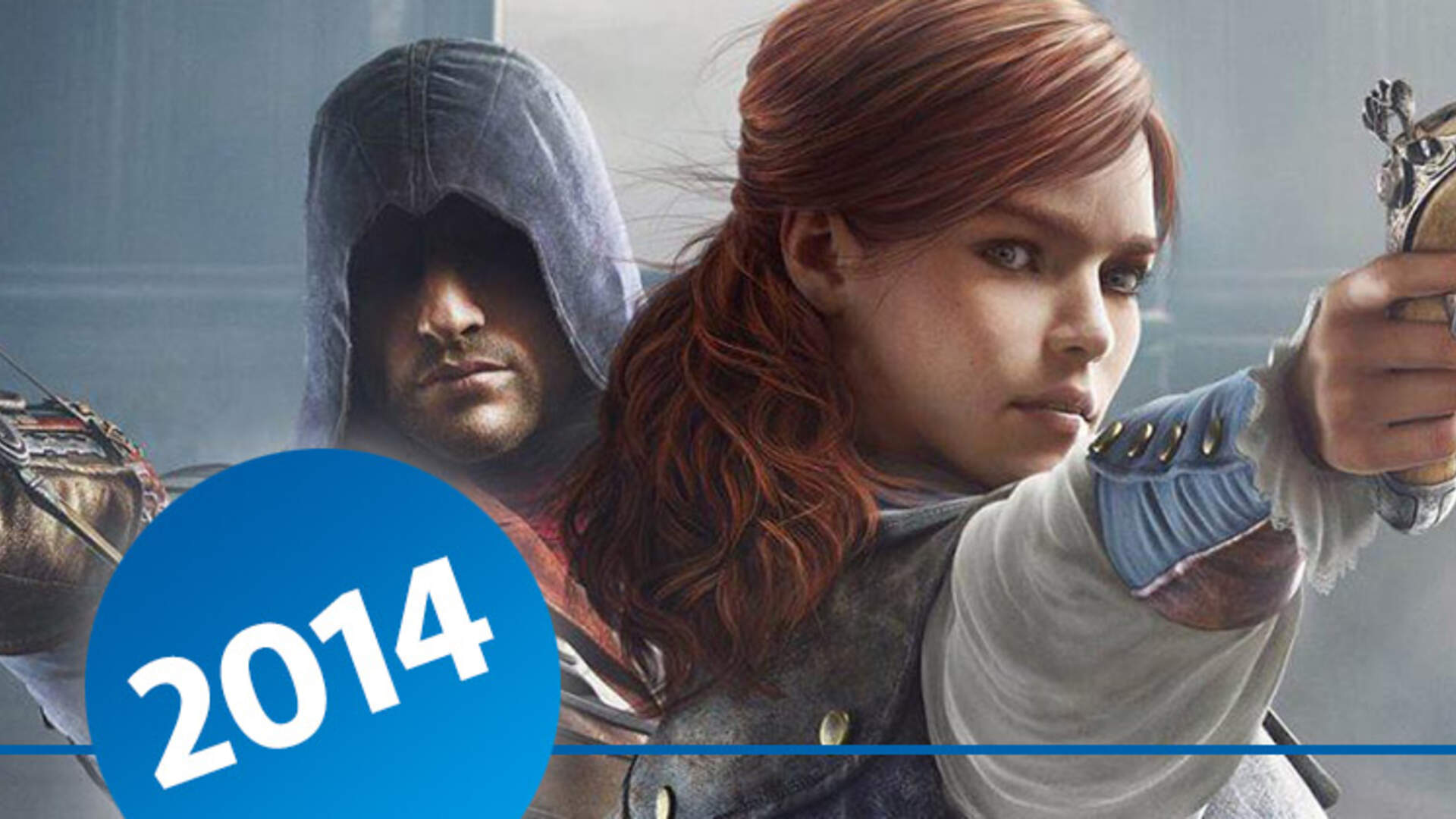 2014 Recap: Why Won't You Let Me Love You, Assassin's Creed?
