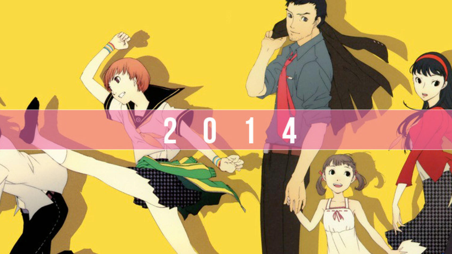 2014 in Preview: Want Emancipation? No, We Want Persona 5.