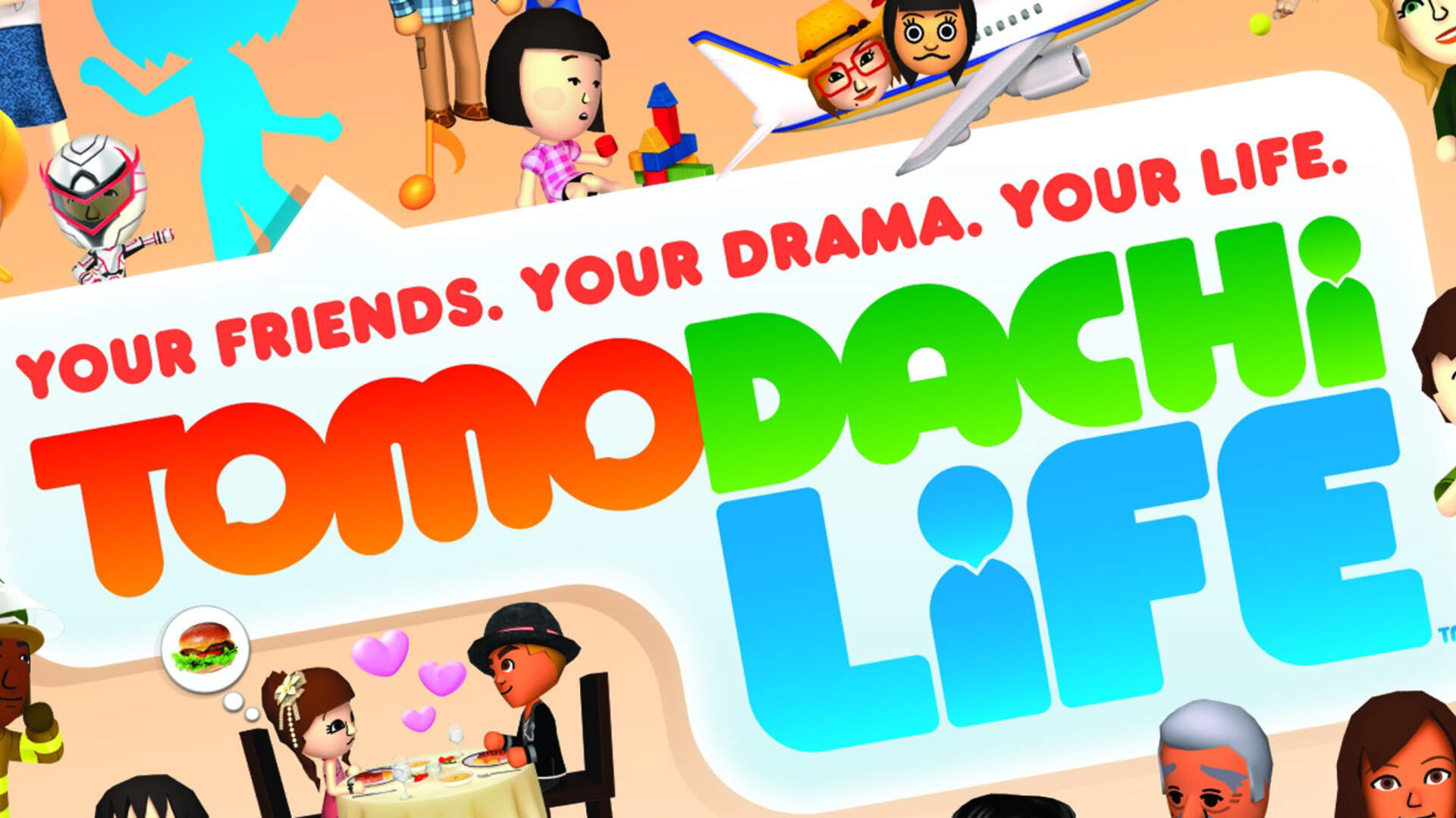 It's Not Just Tomodachi Life