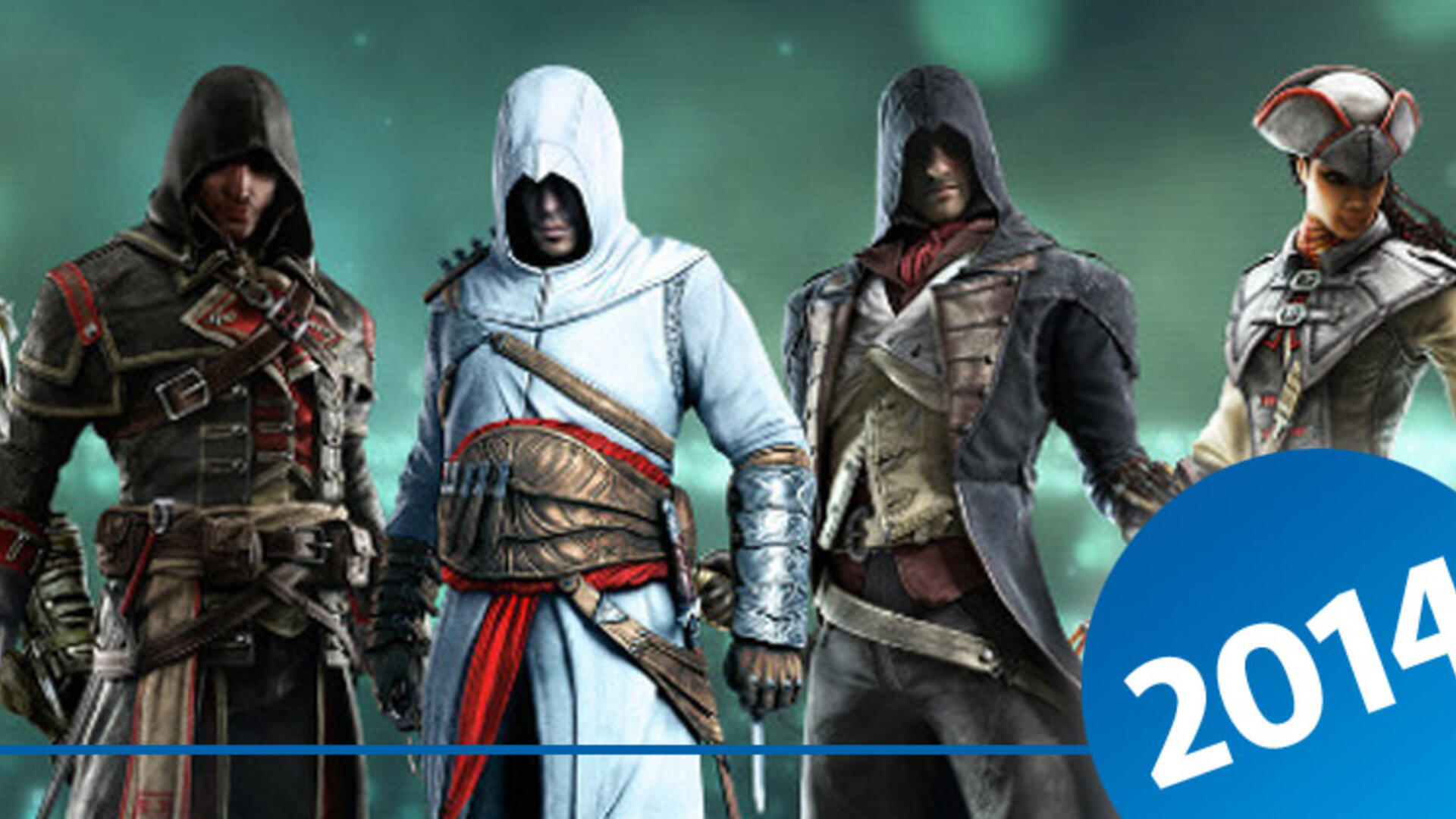 2014 Recap: The Year of Assassin's Creed