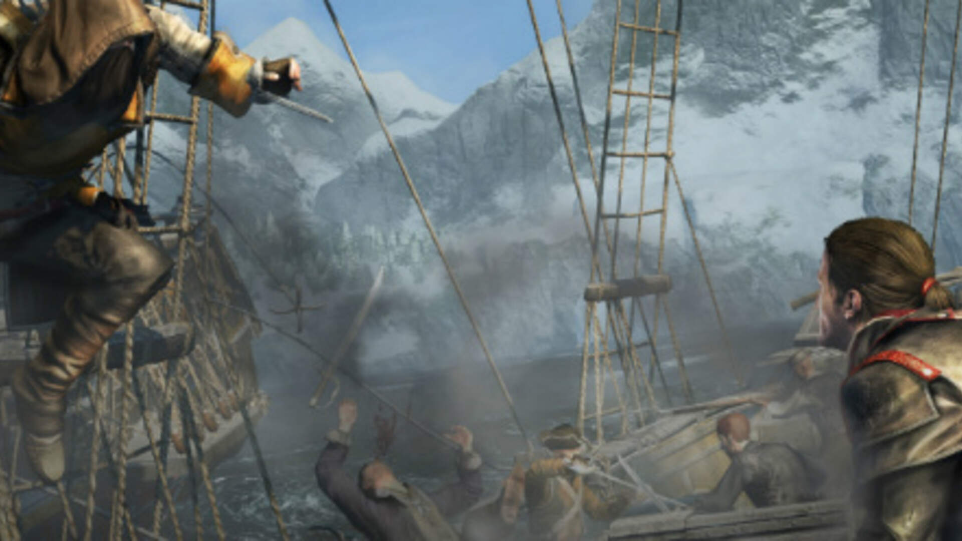 Assassin S Creed Rogue Xbox 360 Review A Tale Rarely Told Usgamer