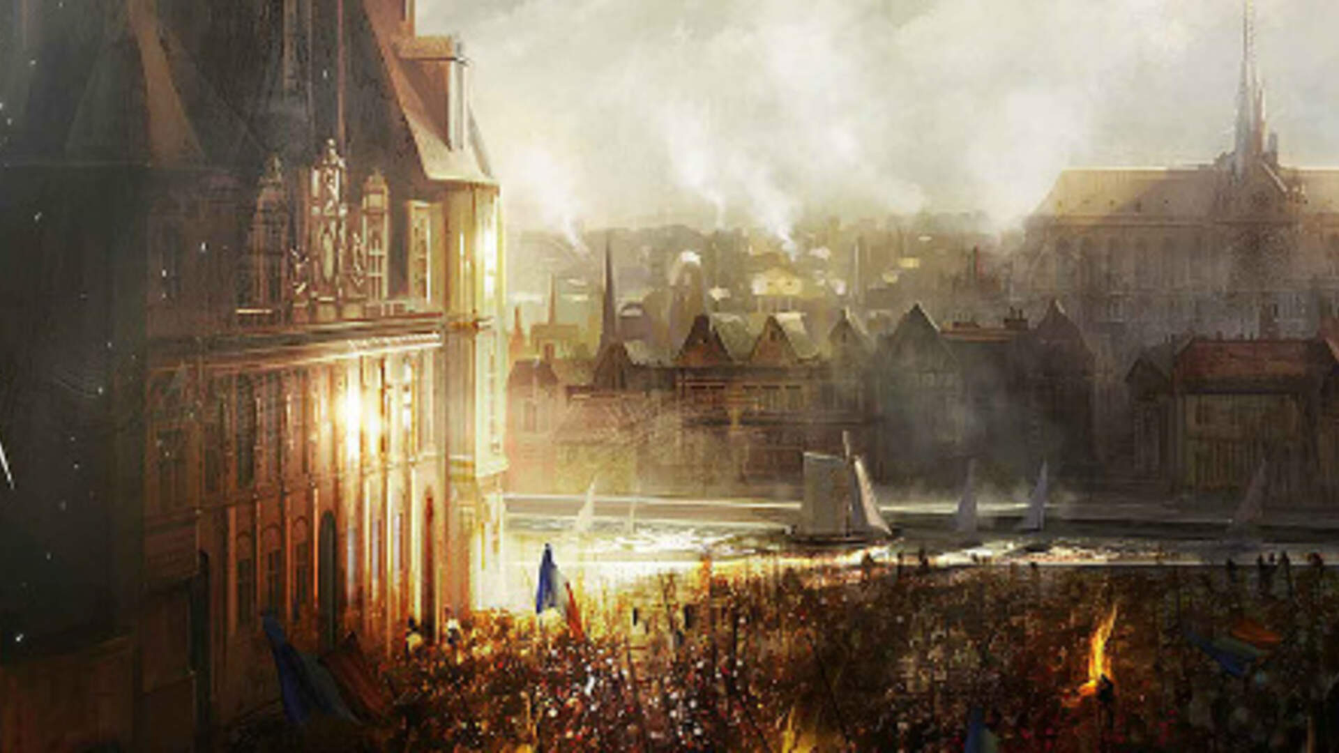 Assassin's Creed Unity's 900p Resolution Equivalence and #PS4NoParity