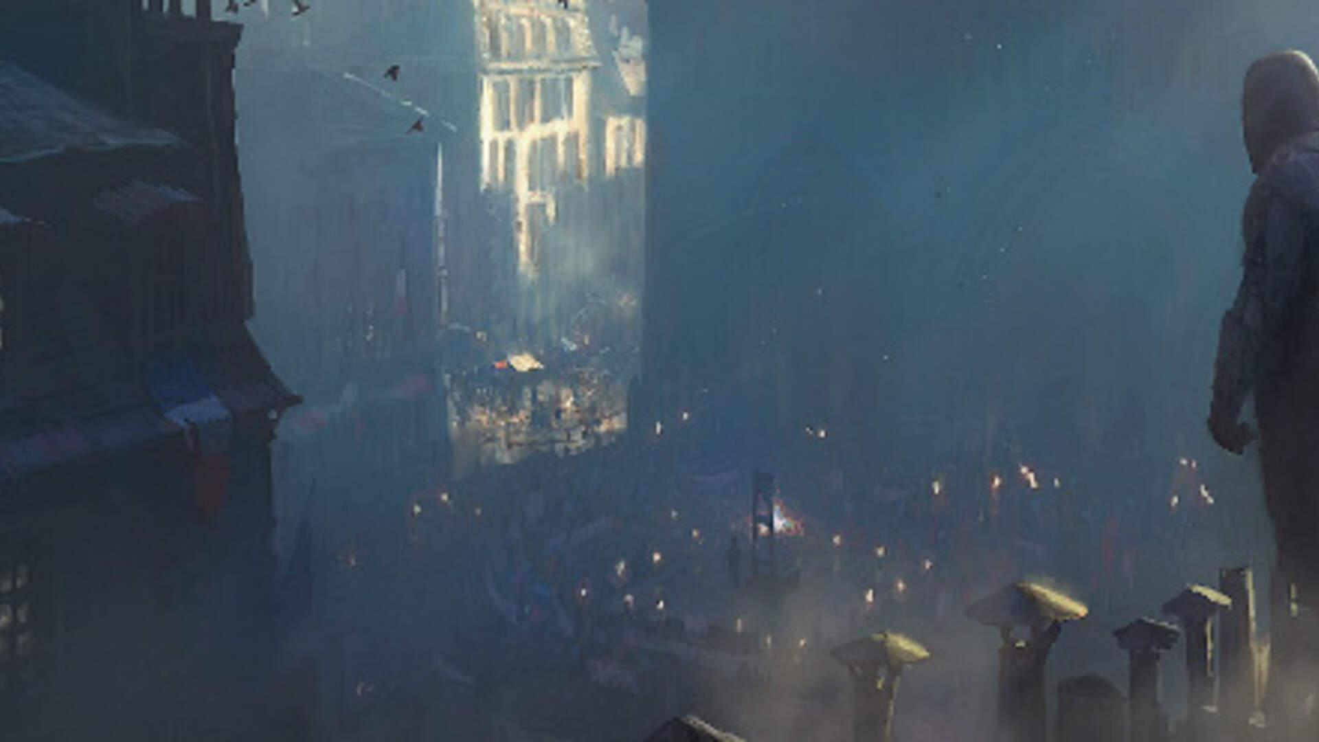 Assassin's Creed Unity Video Preview: Now With Mike's Voice