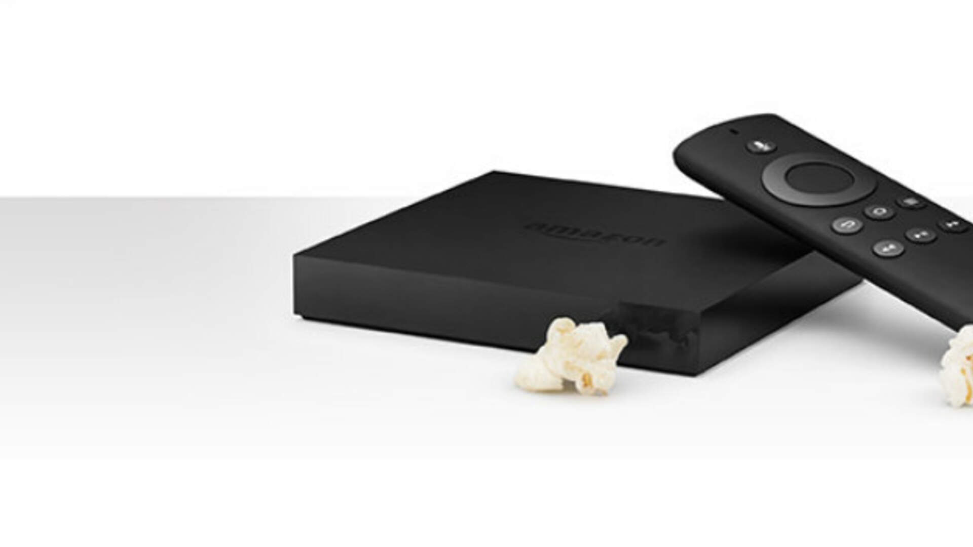 Amazon Announces the Fire TV Game and Media Streaming Box