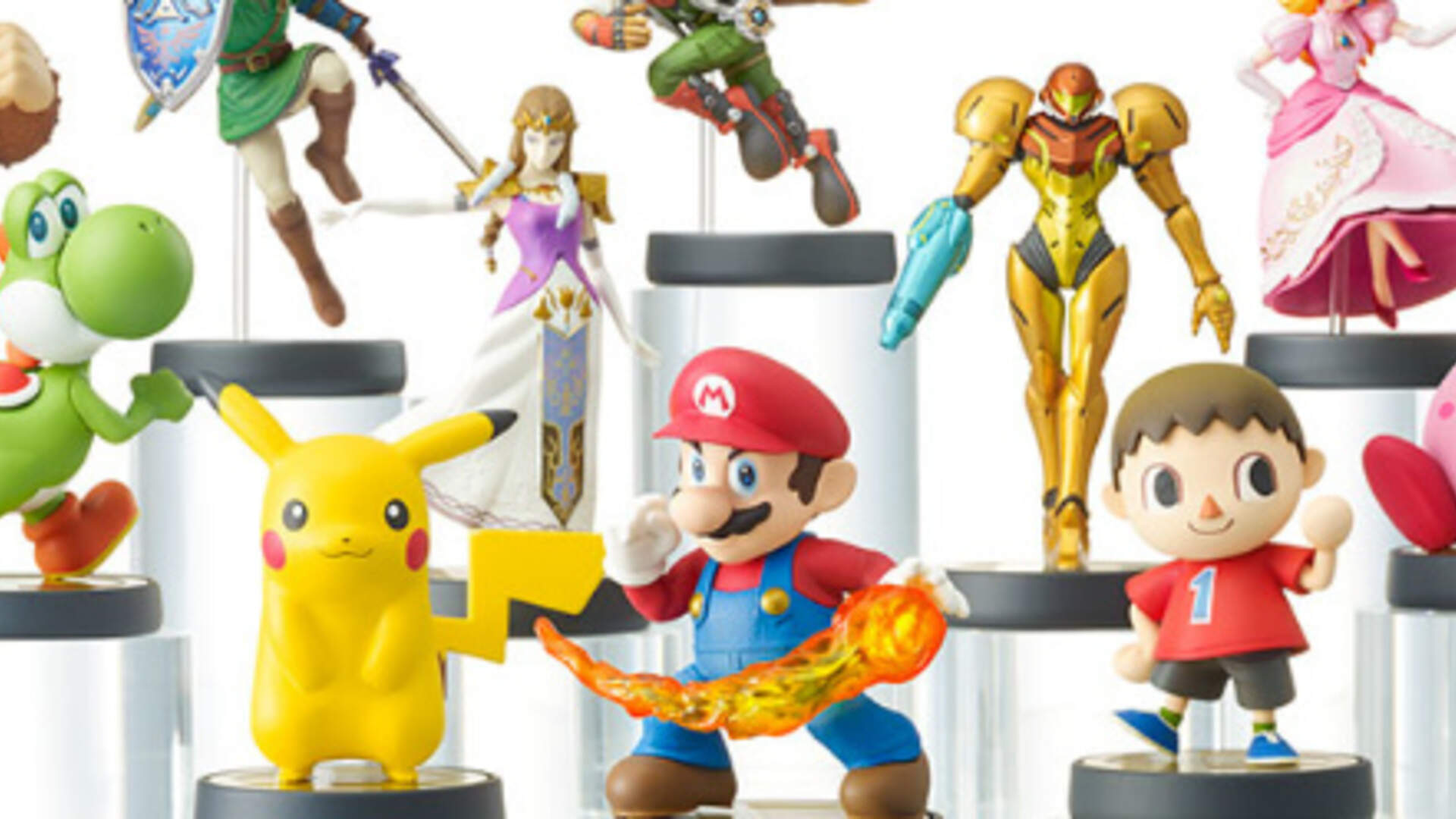 Super Smash Bros Ultimate amiibo -Spirit Upgrading, Which amiibo Work With Super Smash Bros. Ultimate