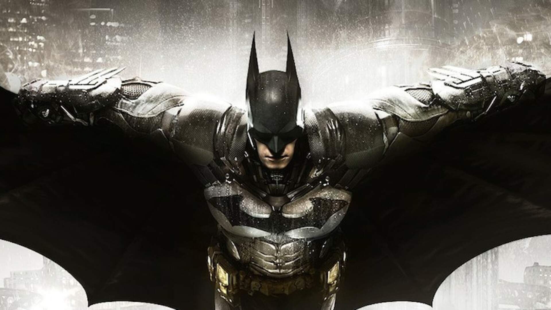 Arkham Knight Features Absurdly Detailed Batmobile and No Multiplayer