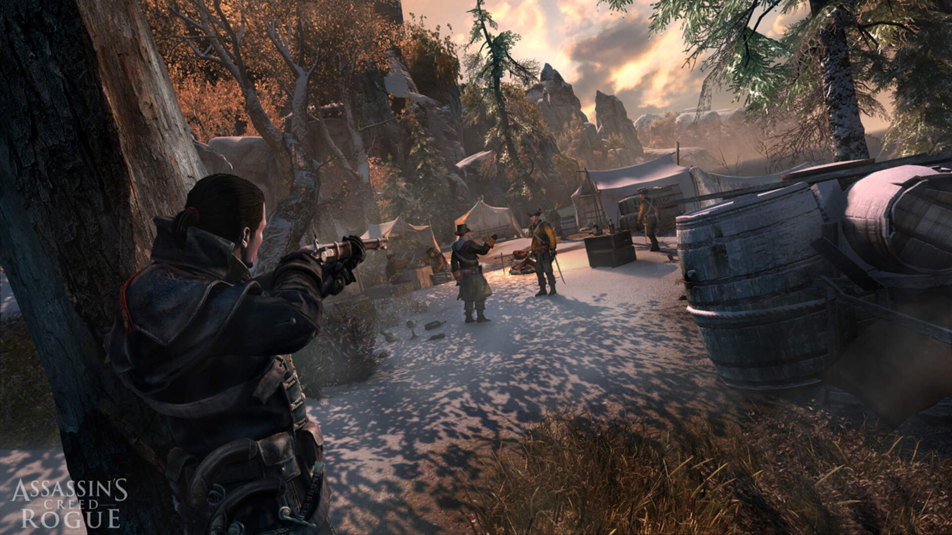 Assassin's Creed Rogue: Throat Slitting and Naval Gazing