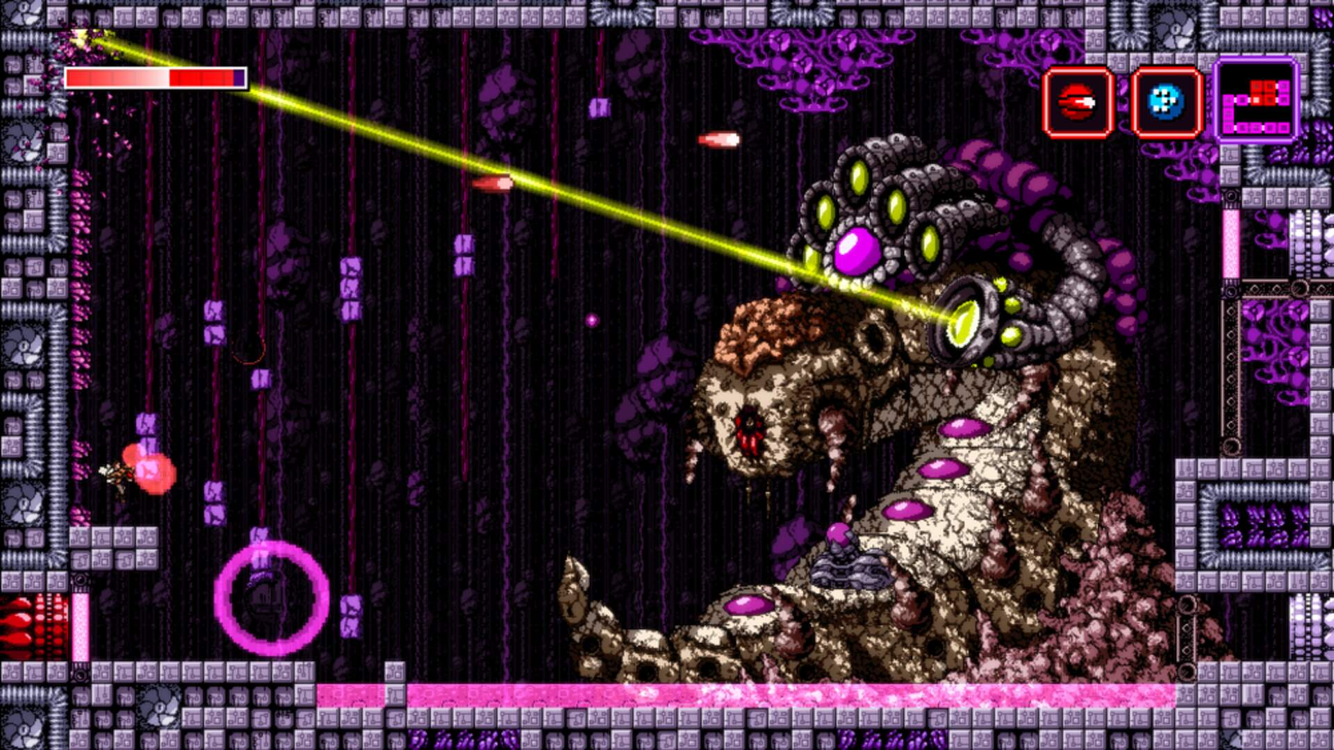 E3 2014: Axiom Verge. Loving a Game That Looks 27 Years Old