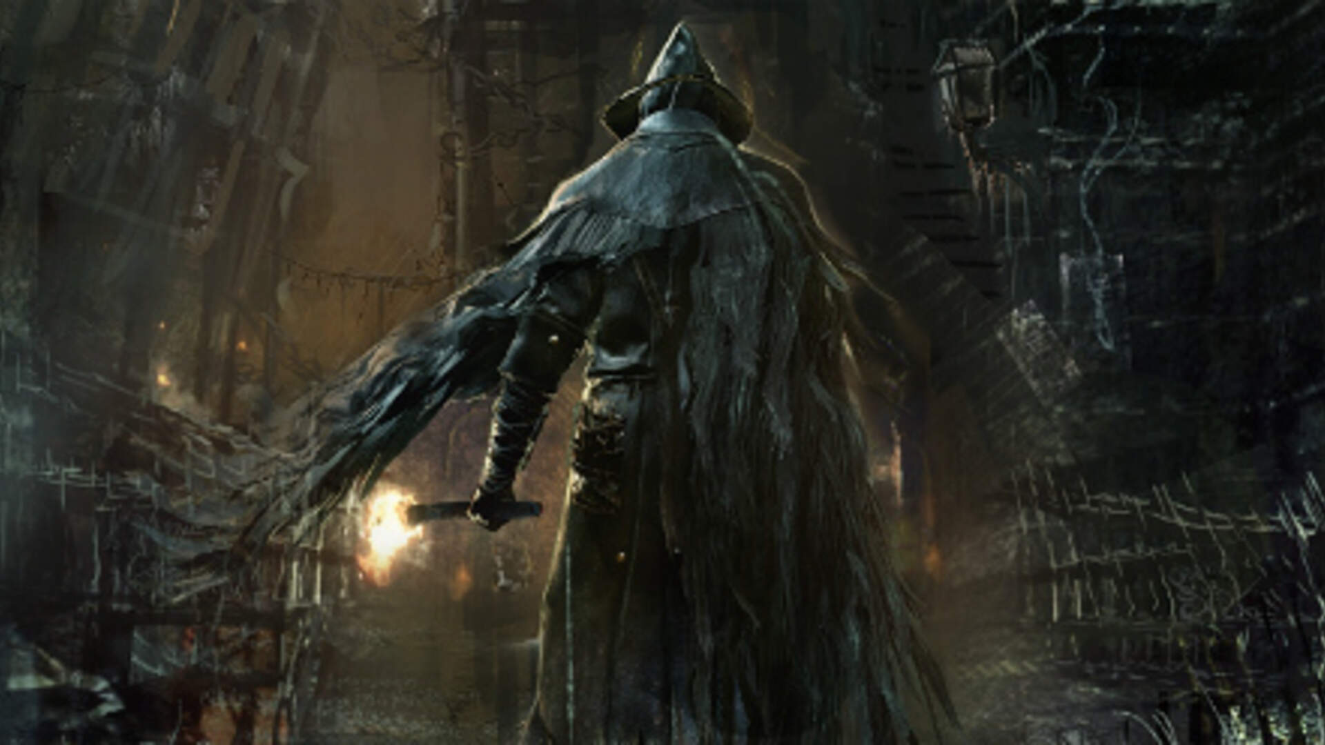 Brand New Cut Bloodborne Boss Discovered in Latest Data Mine