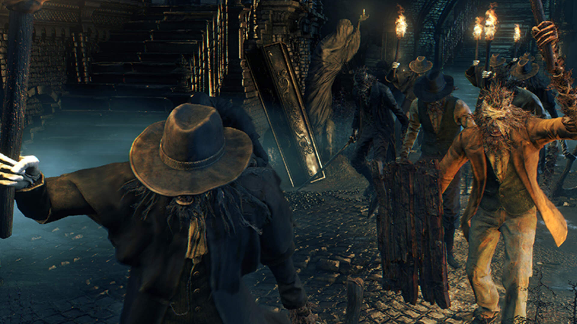 Bloodborne Has One Foot in Dark Souls, the Other in Hell