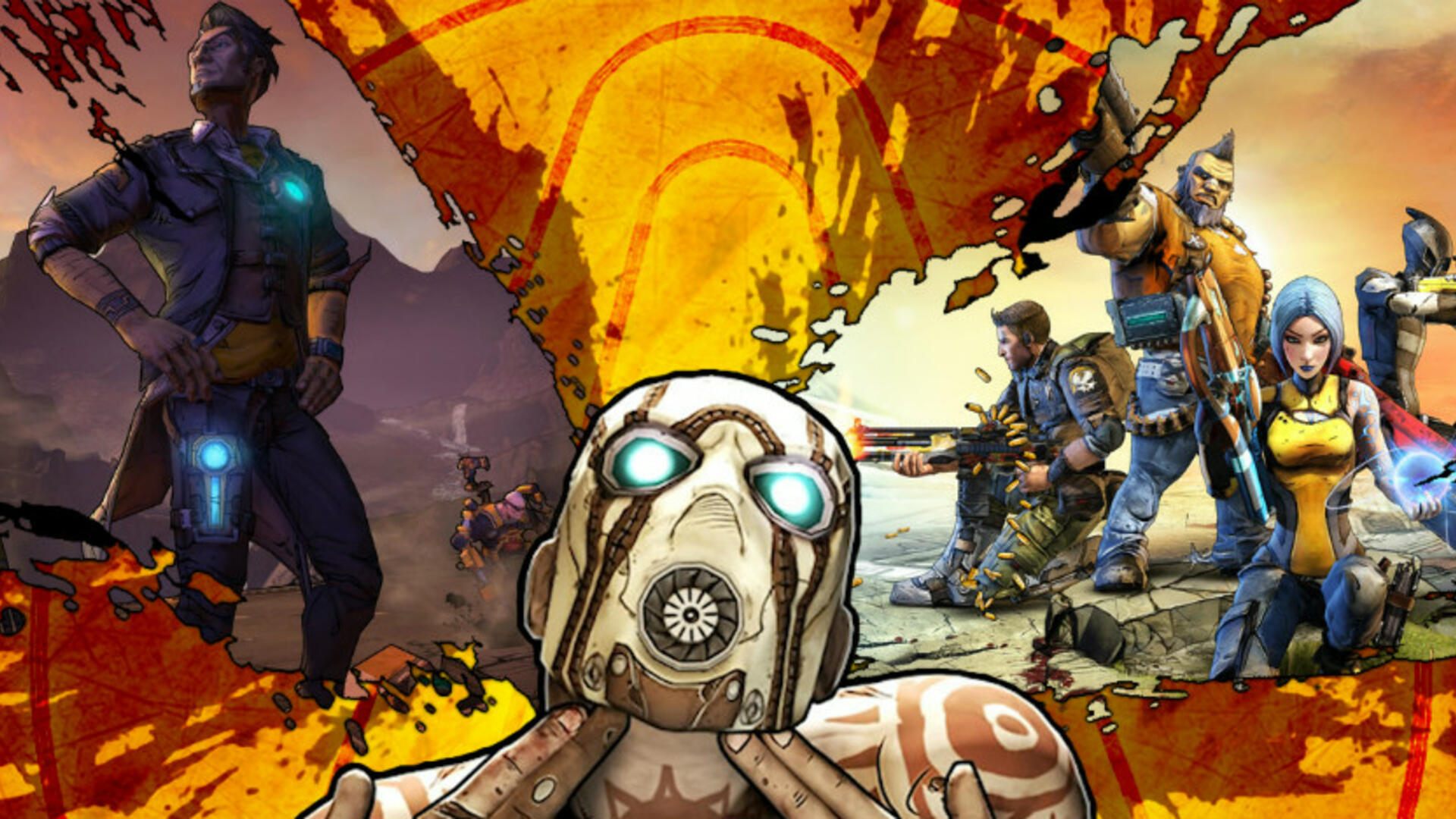 Borderlands 3 Isn't On Gearbox's Radar Right Now