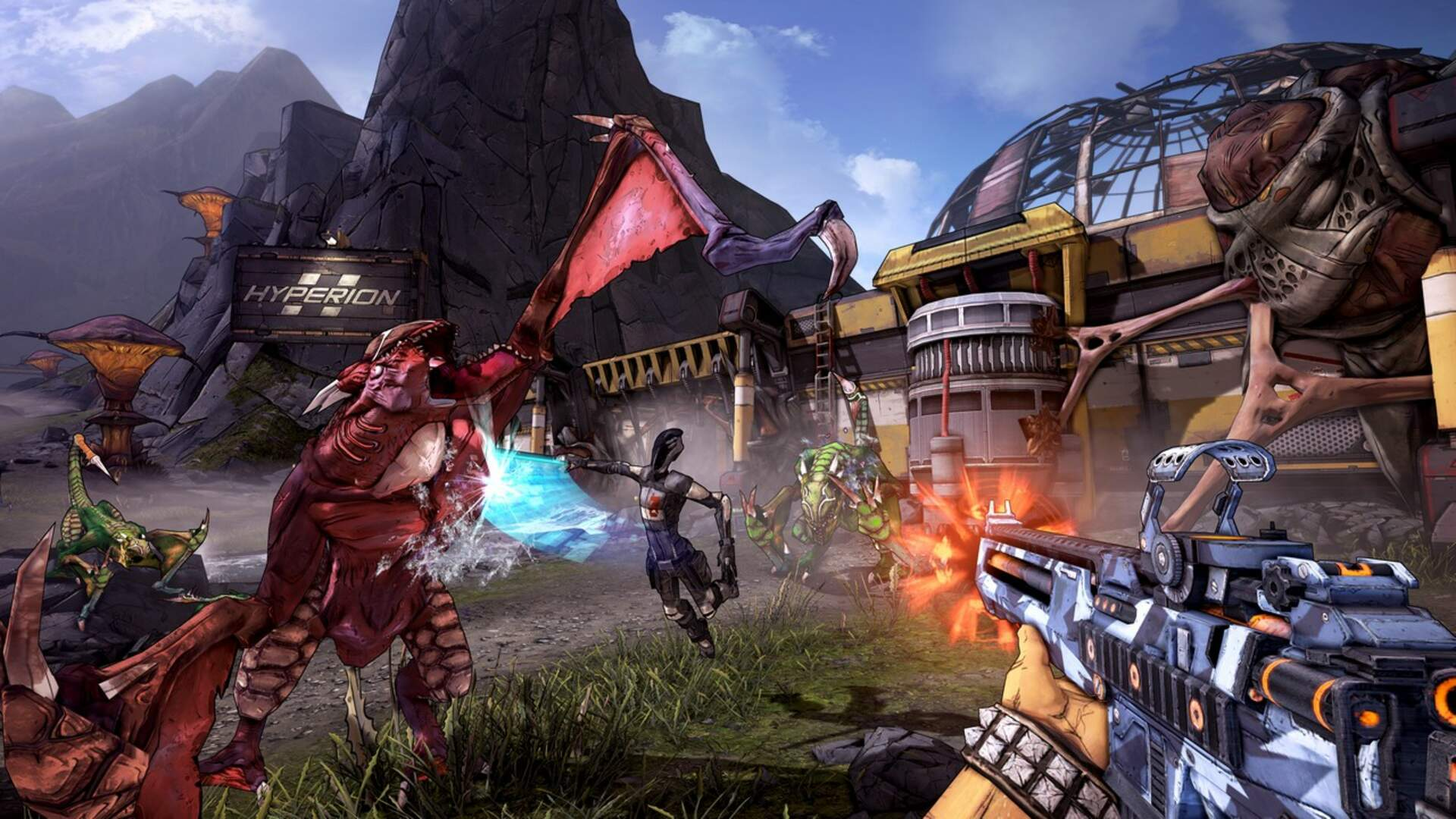 Borderlands 3 Looking More and More Likely to be Announced Next Month