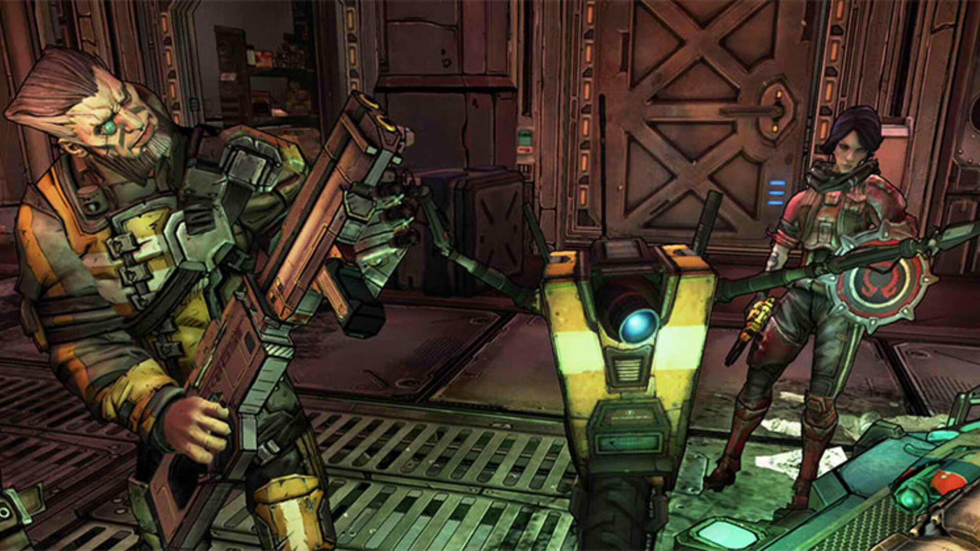 Borderlands: The Pre-Sequel PC Review: Thousand-Yard Stare