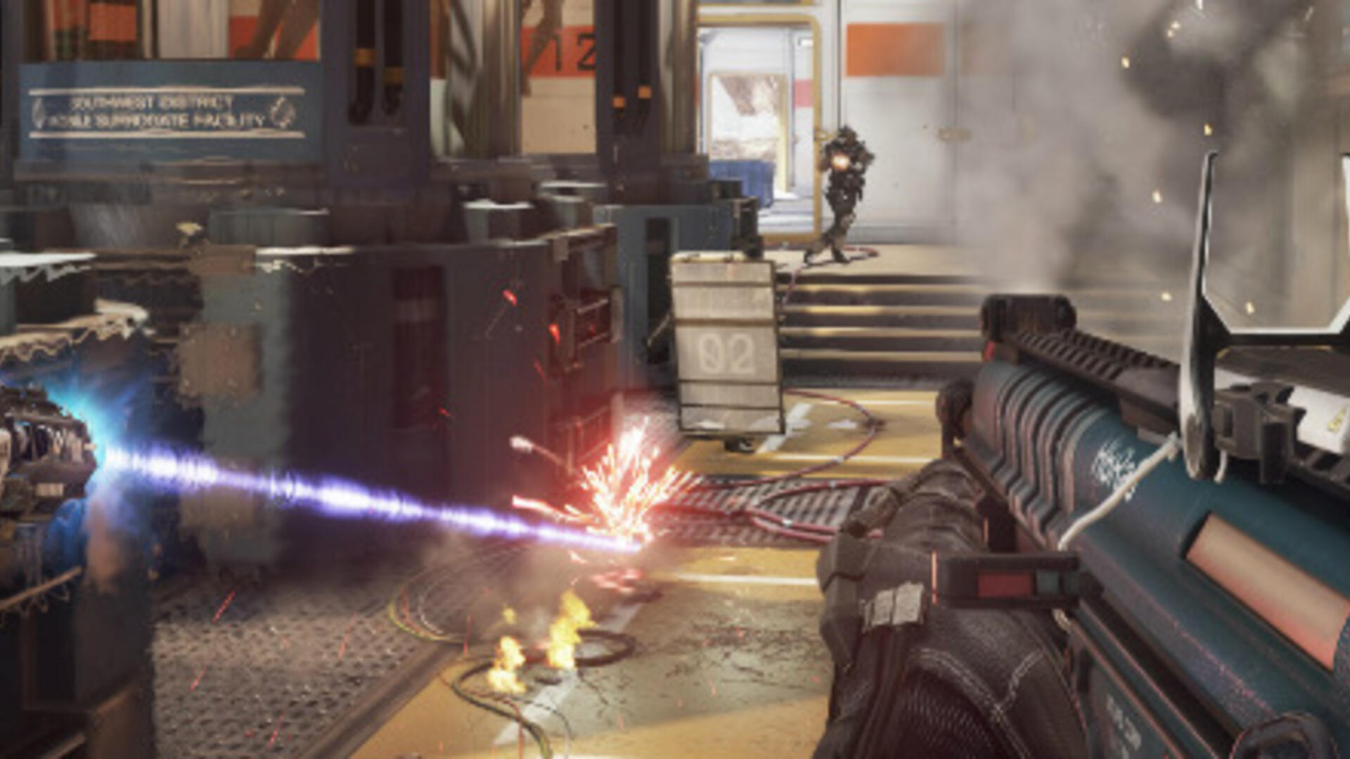 Call of Duty: Advanced Warfare's PC Specs Don't Stray Far From Last Year