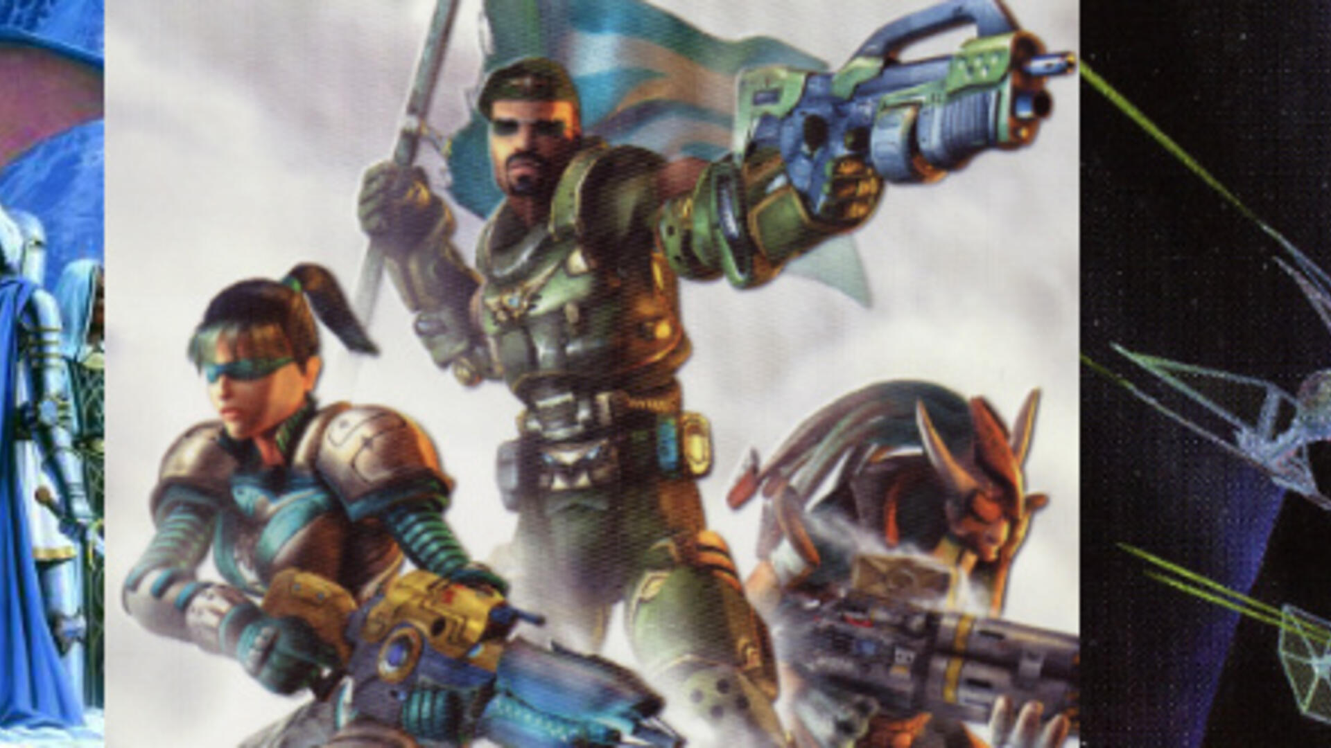 Why We Still Play The Classics: Everquest, Unreal Tournament, and X-Wing