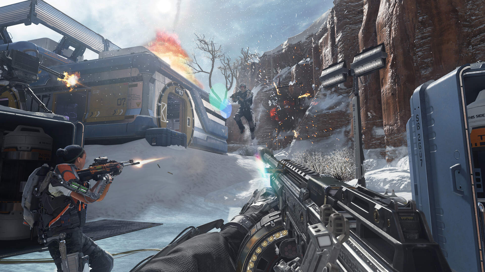 Call of Duty: Advanced Warfare: One Small Step for Man. One Giant Leap for COD