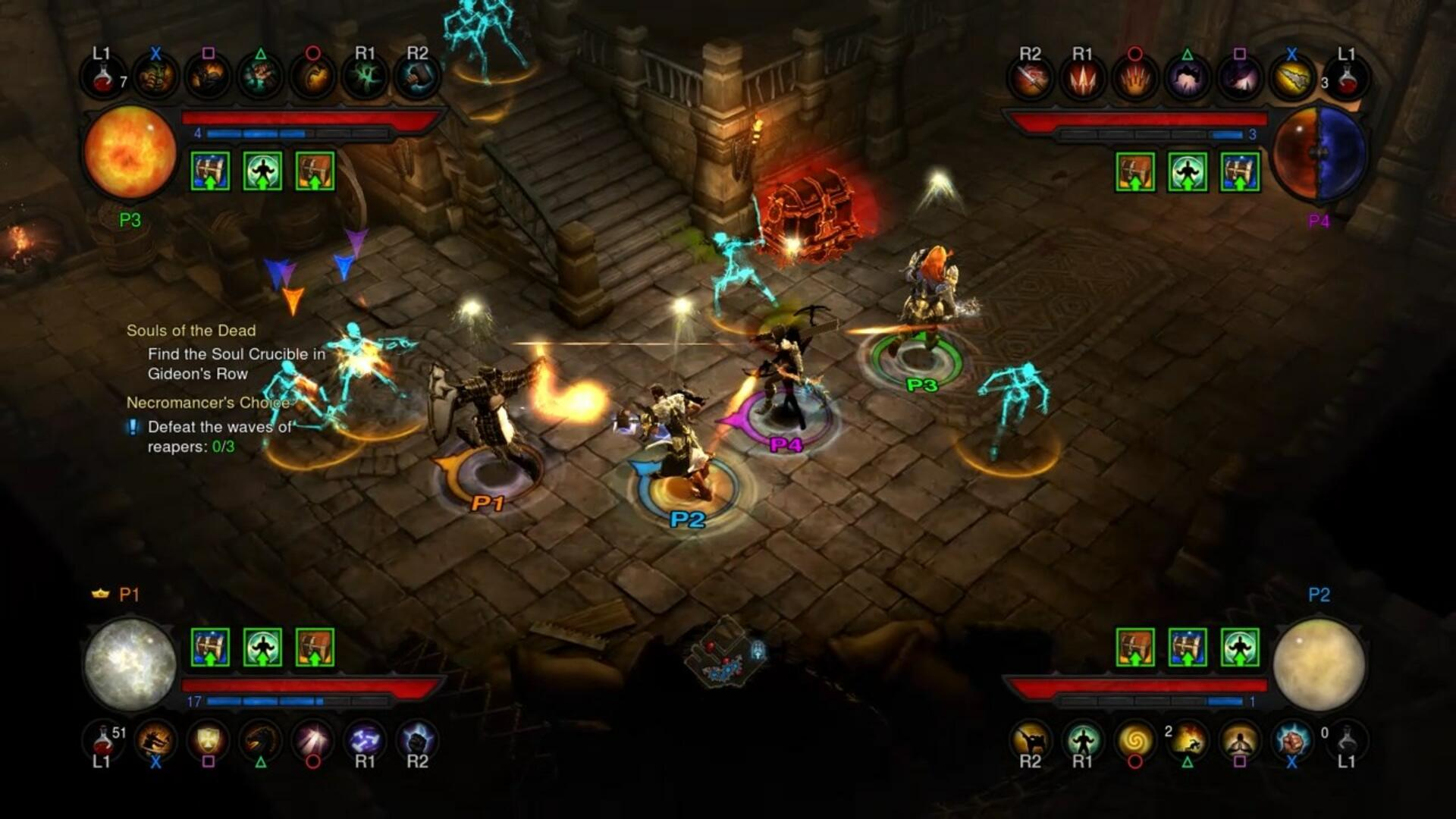 Diablo III: Reaper of Souls - Ultimate Evil Edition PS4 Review: Good, Not Evil